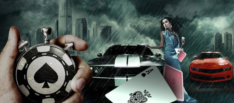 покер рейк гонки